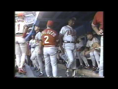1991 MLB All Star Game Major League Baseball
