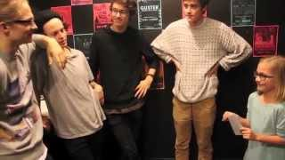 Kids Interview Bands - Hippo Campus