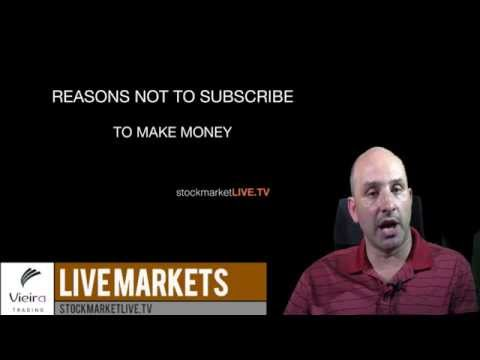 Reasons NOT to subscribe to stock market LIVE TV