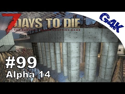 Overdue DIY Jobs | 7 Days To Die Alpha 14 Let's Play | Part 99