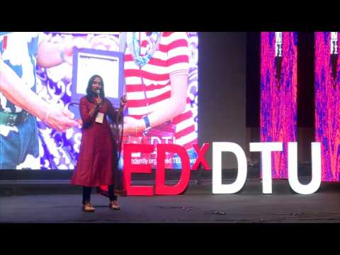 Height of Destiny | Premlata Agrawal | TEDxDTU