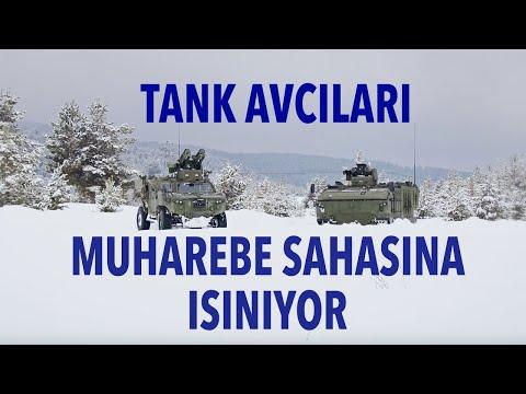 Tank Avcılarının Teslimatı Başlıyor