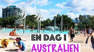 En dag i Australien    vlogg