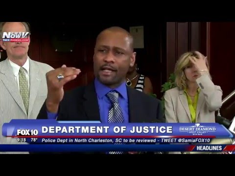 FNN: DOJ Investigates North Charleston Police After Walter Scott Death