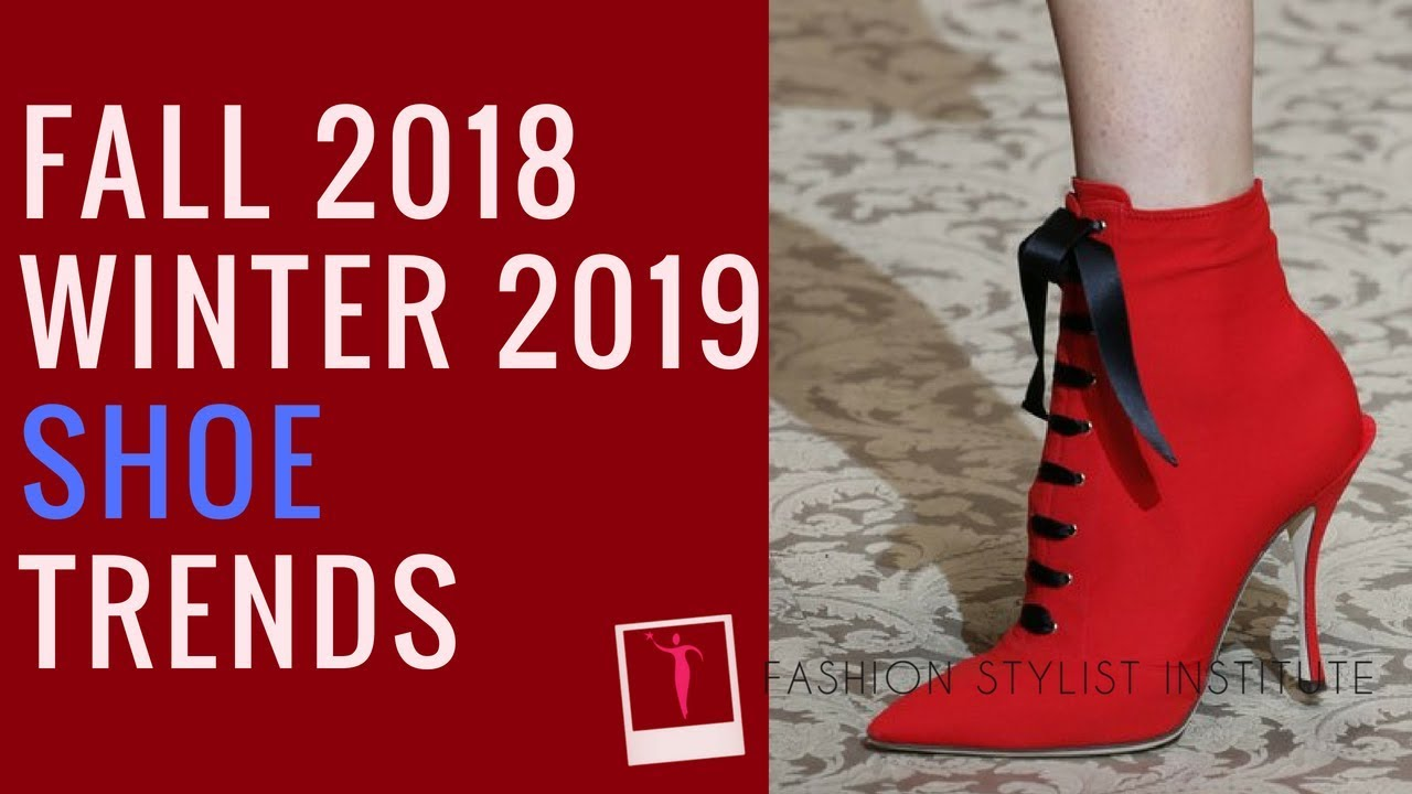 Shoe Trends for Winter