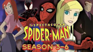 Spectacular Spider-Man Seasons 3-6 COMPLETE SERIES | FULL FAN-MADE STORY (Continuation)
