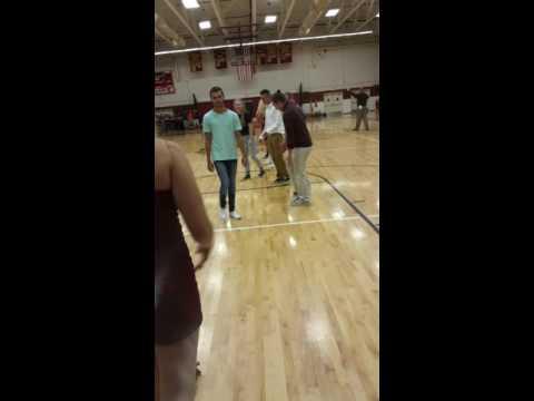 McLean County high school dance off