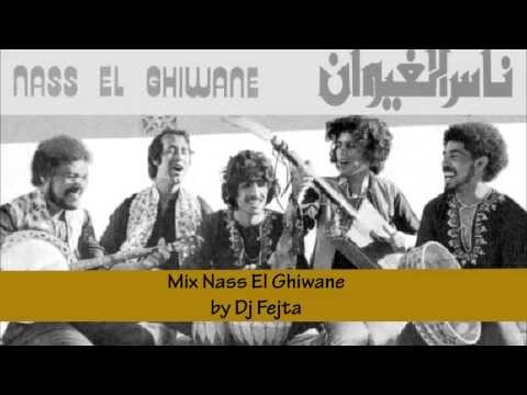 Nass El Ghiwane mix By DJ fejta.