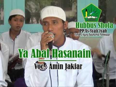 6  Ya Abal Hasanain Ahbabus Shofa