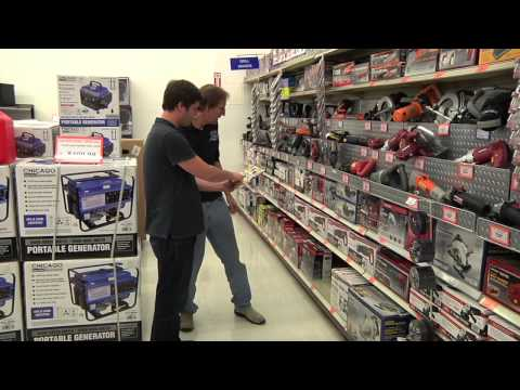 Harbor Freight - Training