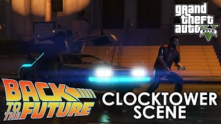 Grand Theft Auto V: Back To The Future