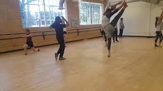 First Burn- Liam Storm Choreography Mp3