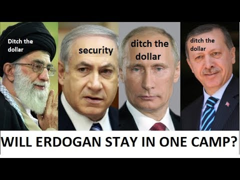 Turkish Lira Is All About Israel - Trump Ending American Unipolar System