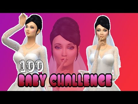 """Let's Play The Sims 4: 100 Baby Challenge Episode 12 """"7th Heaven!"""""""