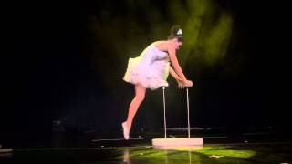 Mim Conyers - 2011 International Contortion Convention