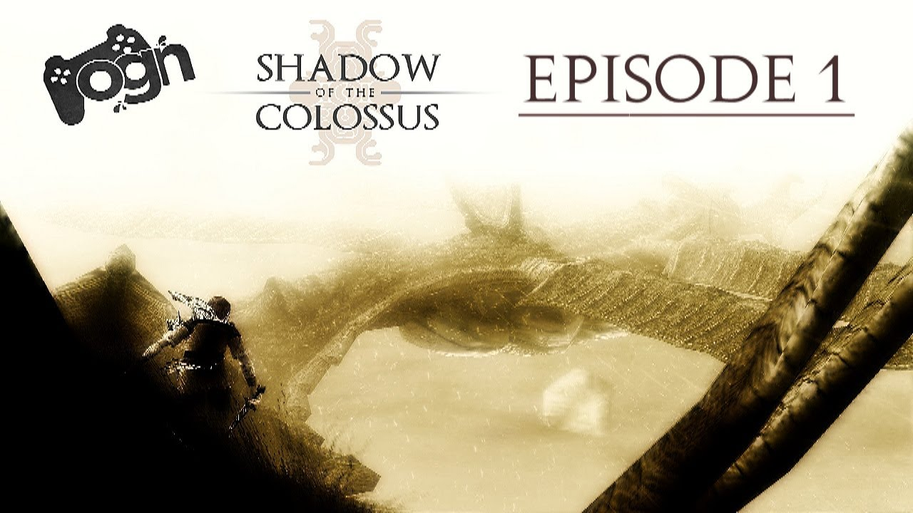 Shadow Of The Colossus Episode 1 French Walkthrough Hd