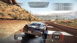 Need for Speed: Hot Pursuit (2010) - Гонка Trail of Destruction