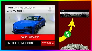 How To Get Millions Of Dollars For FREE Each Week In GTA 5 Online!