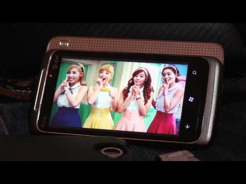 HTC 7 Surround sound test