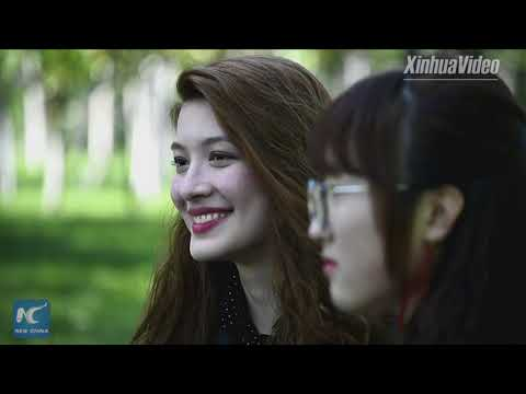 Kazakh student pursues dream in east China's Qingdao