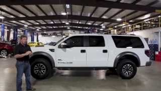 VelociRaptor SUV Walk-around & Test Drive with John Hennessey