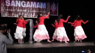 Yello Jinugiruva - Sangamam 2012 Kannada Dance