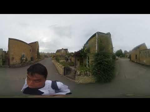 VR 360 United Kingdom Cotswolds イギリス コッツウォルズ