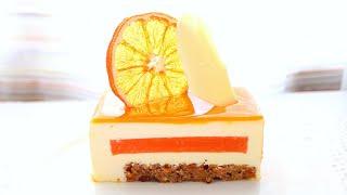 Муссовый Морковный торт / Mousse Carrot Cake
