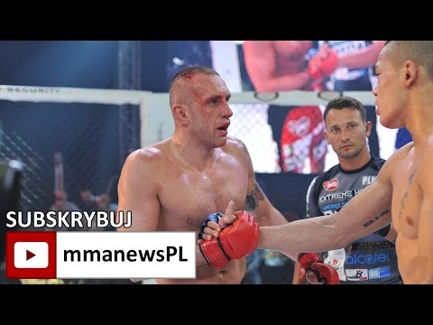 PLMMA 72: Marcin Naruszczka zdyskwalifikowany w walce o pas