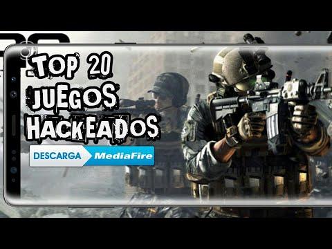 TOP 20 JUEGOS HACKEADOS PARA ANDROID 2018! |mod Apk Hack|