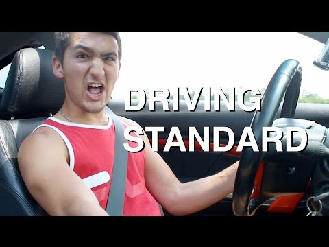The Basics of Driving Standard / Manual / Stick Shift
