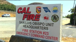 Fire danger increases on Central Coast as high temperatures, dry weather continue