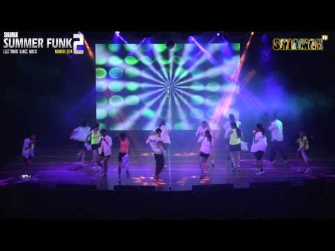 Nuclear Swings - SHIAMAK Summer Funk 2 - 2014 - Mumbai