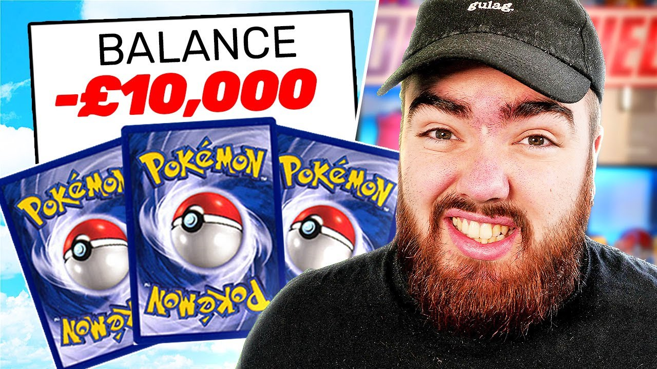 How I Lost £10,000 in Pokémon Cards...