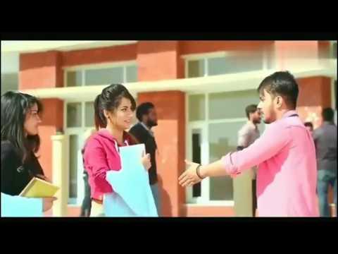 Jine Mera Dil Lutiya /Romantic Love Story / now updet 2018