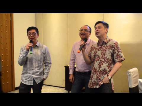 Chinese New Year 2014 Dinner Karaoke 7