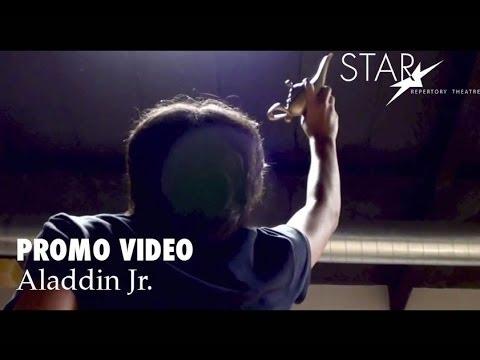 Aladdin: The Musical Promo