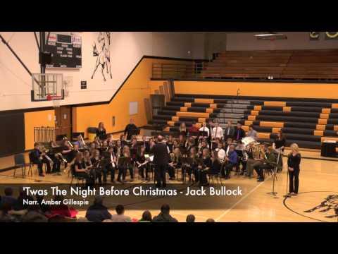 Park River High School Christmas Concert Sr. High Band