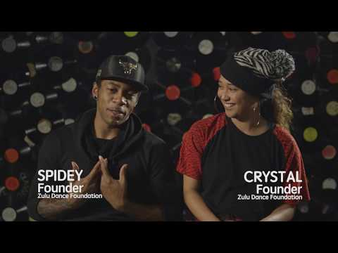 Zulu Dance Foundation 2018