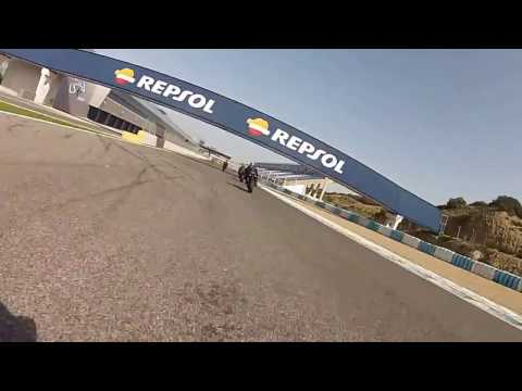 Track day Spain
