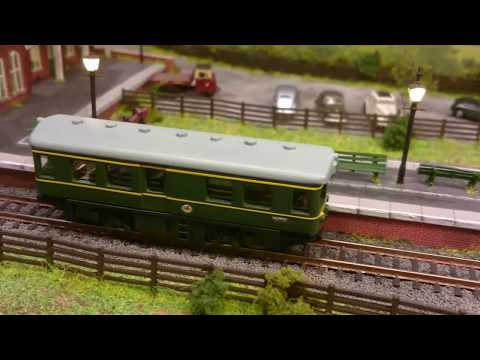 1st attempt at building a 3d printed N-Gauge model Wickham Railbus