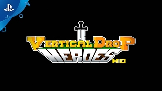 Vertical Drop Heroes HD - Launch Trailer | PS4, PS Vita