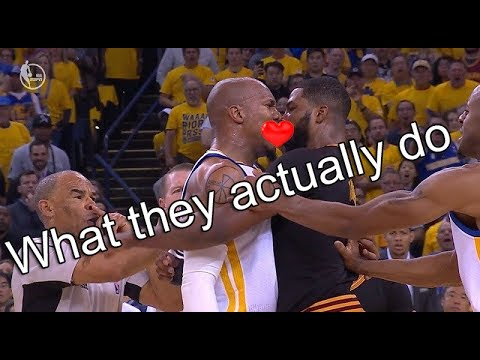 Real love in NBA