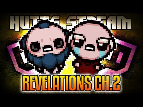 Dante + Charon Run - Hutts Streams Afterbirth+ Revelations Chapter 2