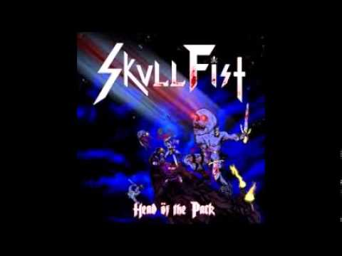 Skull Fist - Head Of The Pack ( Full Album )