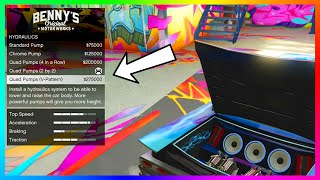 GTA 5 LOWRIDER DLC Update WAY Too Expensive!? - How Much Money You REALLY Needed! (GTA 5)