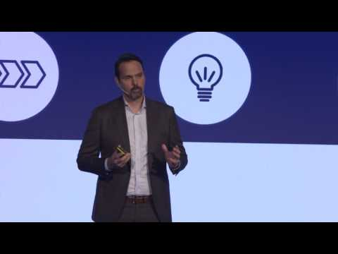 Marko Perisic talks about Microsoft Dynamics 365 at conneXion Madrid [keynote]