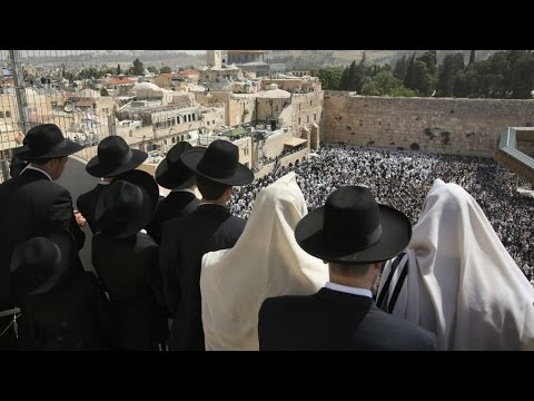 Israel: Liberals clash with ultra-Orthodox Jews over Jerusalem's Western Wall