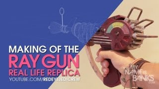 Call Of Duty Real Life Ray Gun (Making Of)
