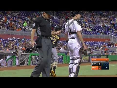 2016/6/2 MLB.TV Game of the Day Pittsburgh Pirates VS Miami Marlins (海盜 VS 馬林魚)